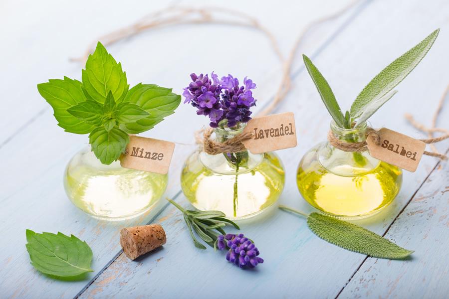 Therapie mit ätherischen Ölen